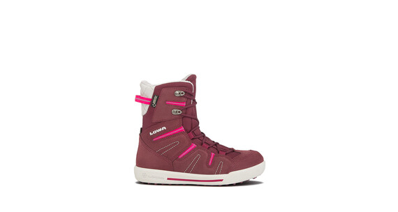 Lowa Lilly GTX Mid Shoes Junior bordeaux/beere
